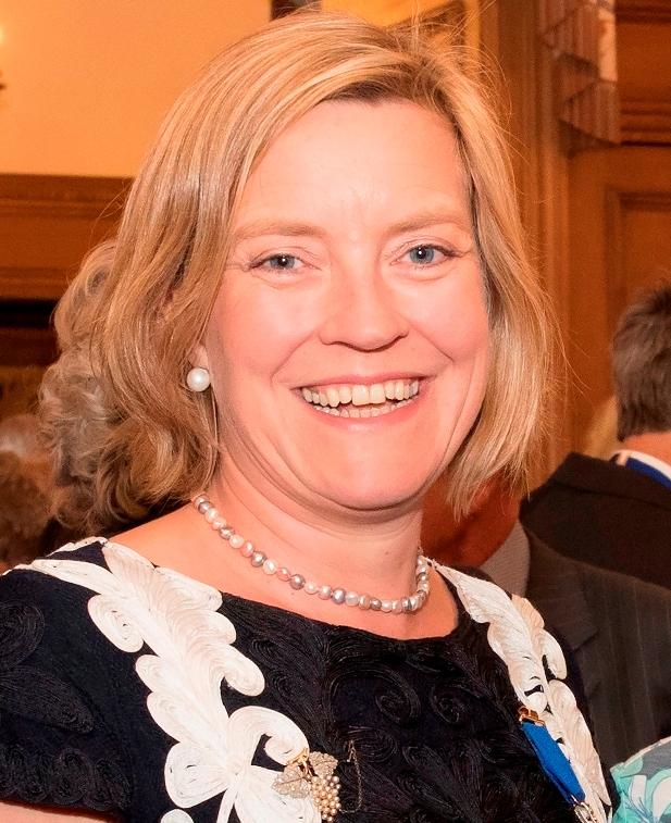 Mimi Avery, Dolphin Society President